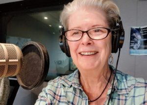 Wanda on the Radio